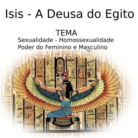 Isis - a deusa do Egito