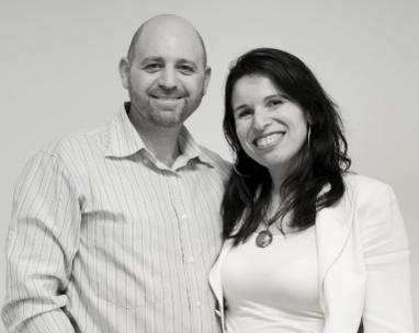 Luciana e Rogerio Attorresi – close